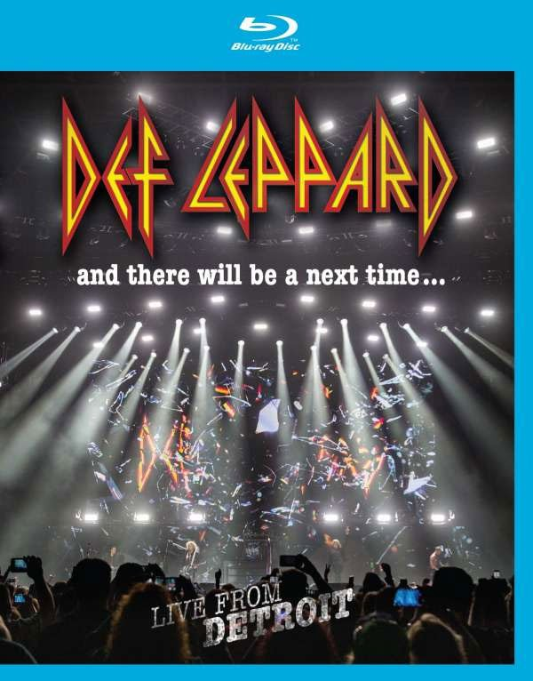 Billede af Def Leppard: And There Will Be A Next Time - Live From Detroit - Blu-Ray