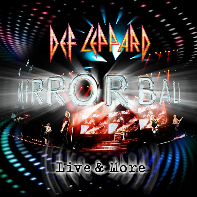 Image of   Def Leppard - Mirror Ball (live And More) (+dvd) - CD