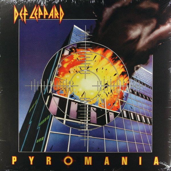 Image of   Def Leppard - Pyromania - CD