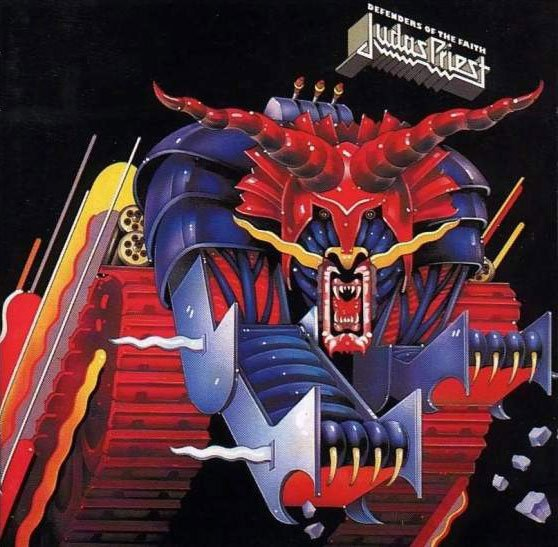 Judas Priest - Defenders Of The Faith - Vinyl / LP