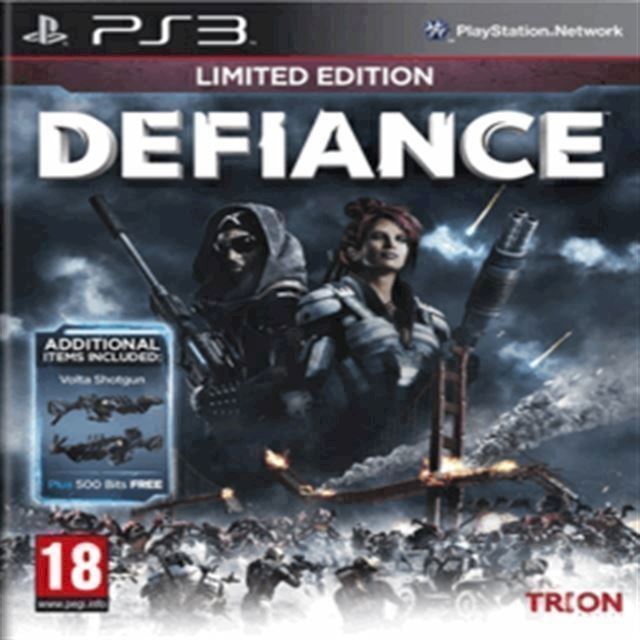 Image of   Defiance Limited Edition - PS3
