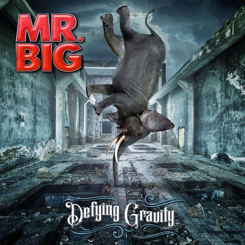 Mr. Big - Defying Gravity - CD