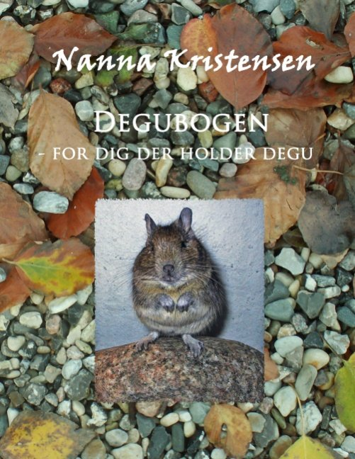 Image of   Degubogen - Nanna Kristensen - Bog