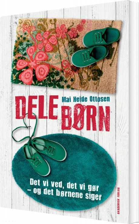 Delebørn - Mai Ottosen - Bog