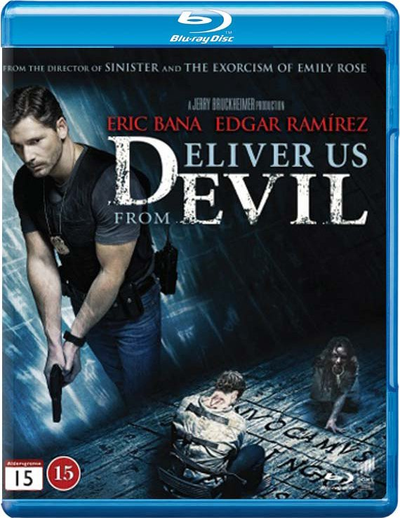 Image of   Deliver Us From Evil - Blu-Ray
