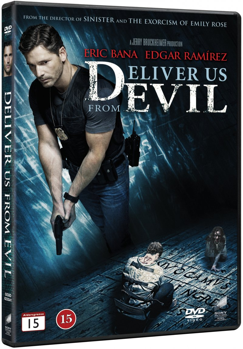 Image of   Deliver Us From Evil - DVD - Film
