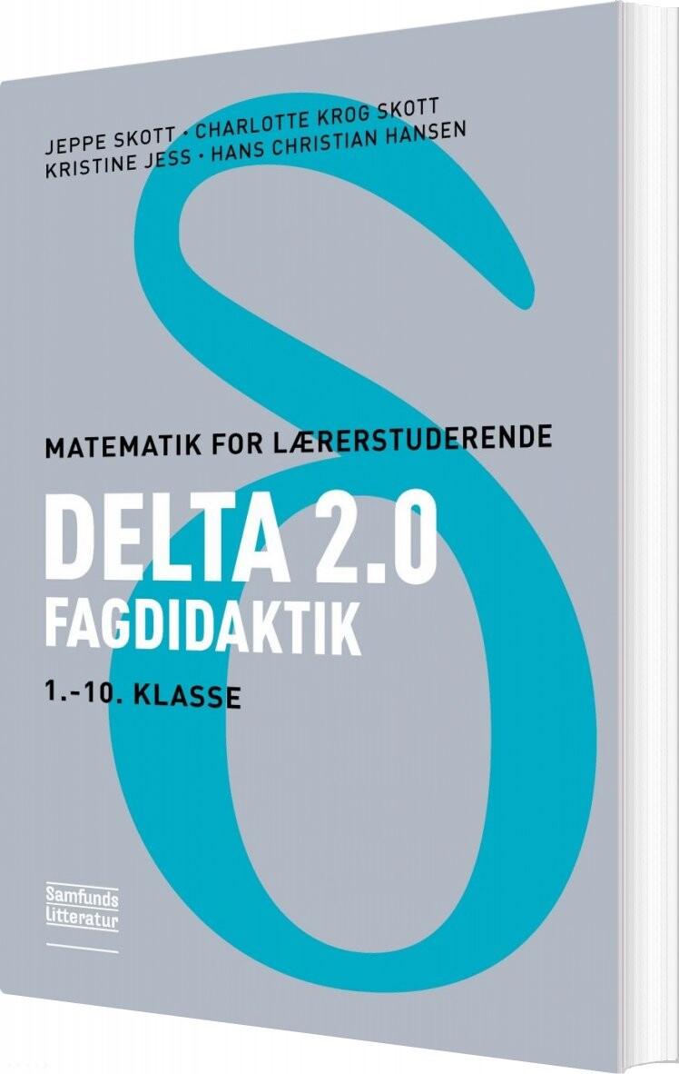Image of   Delta 2.0 - Kristine Jess - Bog