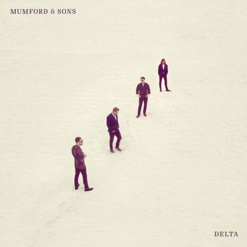 Image of   Mumford And Sons - Delta - CD