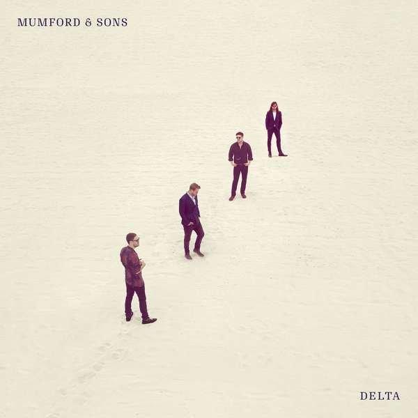 Image of   Mumford & Sons - Delta - Vinyl / LP