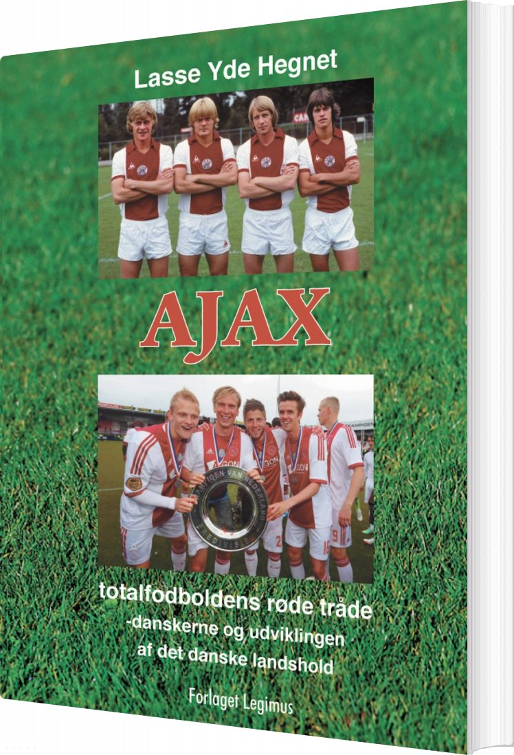 Image of   Ajax - Lasse Yde Hegnet - Bog