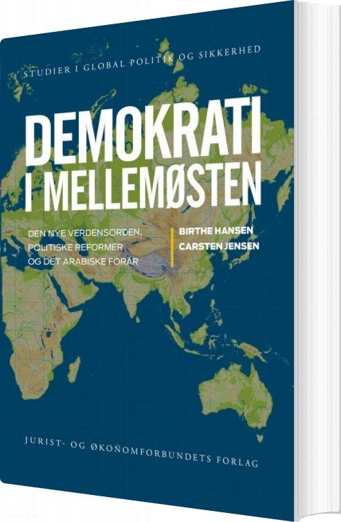 Image of   Demokrati I Mellemøsten - Carsten Jensen - Bog