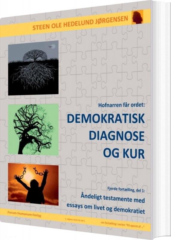 Image of   Demokratisk Diagnose - Steen Ole Hedelund Jørgensen - Bog