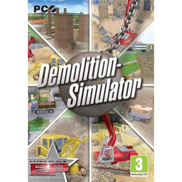 Image of   Demolition Simulator - PC