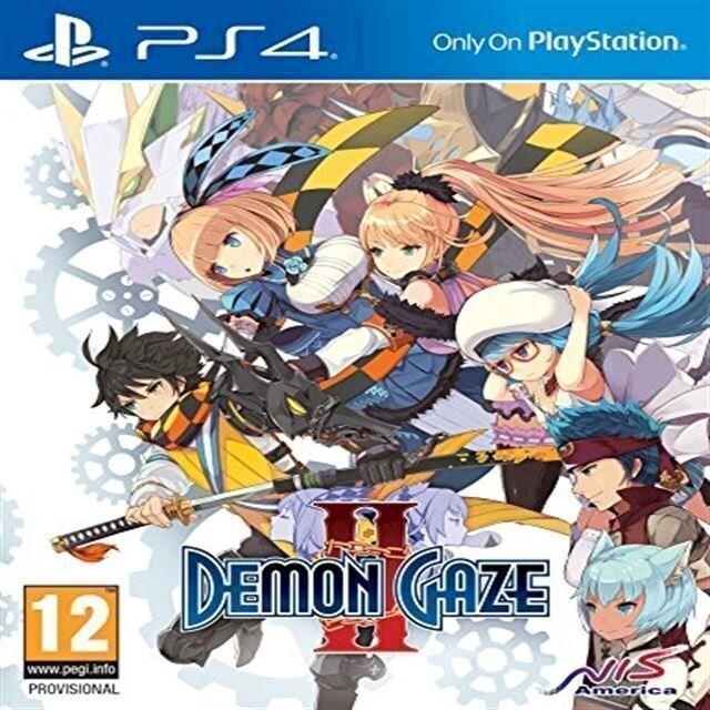 Image of   Demon Gaze Ii - PS4