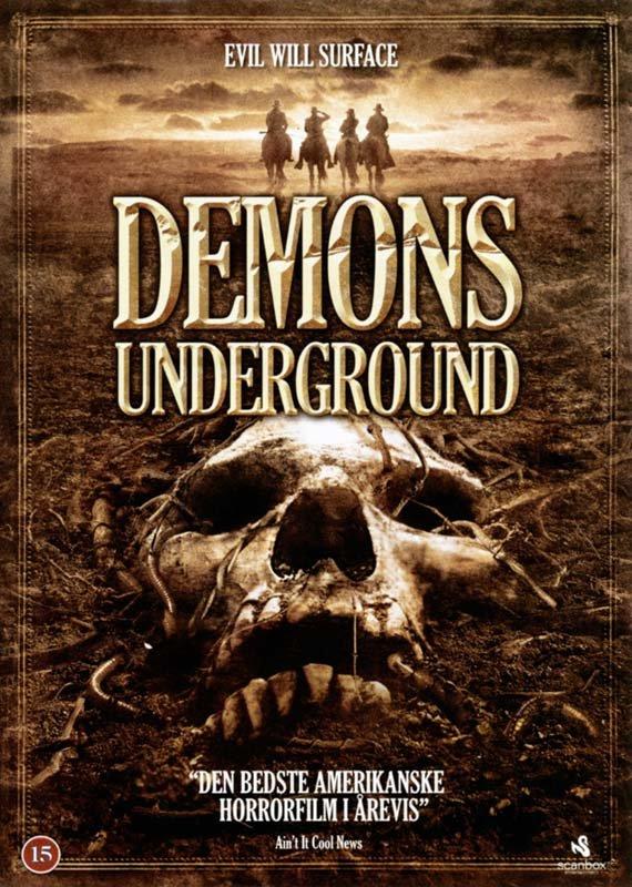 Image of   Demons Underground - DVD - Film