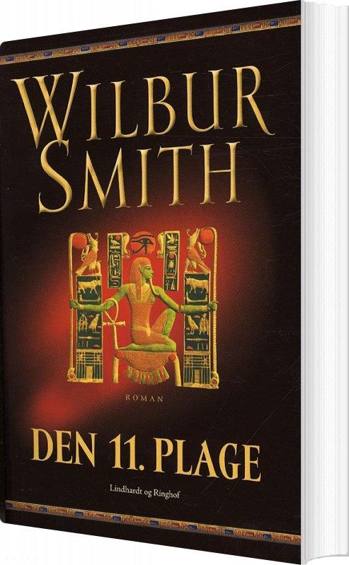 Den 11. Plage - Wilbur Smith - Bog