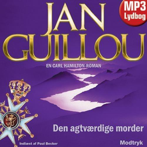 Image of   Den Agtværdige Morder - Jan Guillou - Cd Lydbog