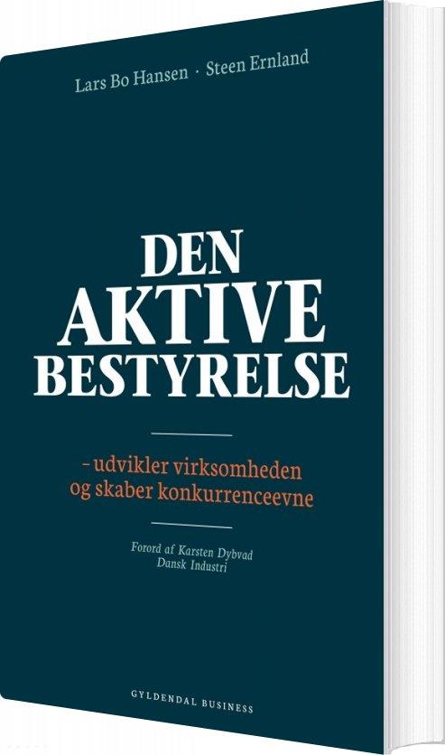 Image of   Den Aktive Bestyrelse - Lars Bo Hansen - Bog