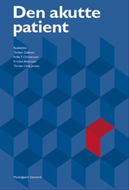 Image of   Den Akutte Patient - Henrik Lund-andersen - Bog