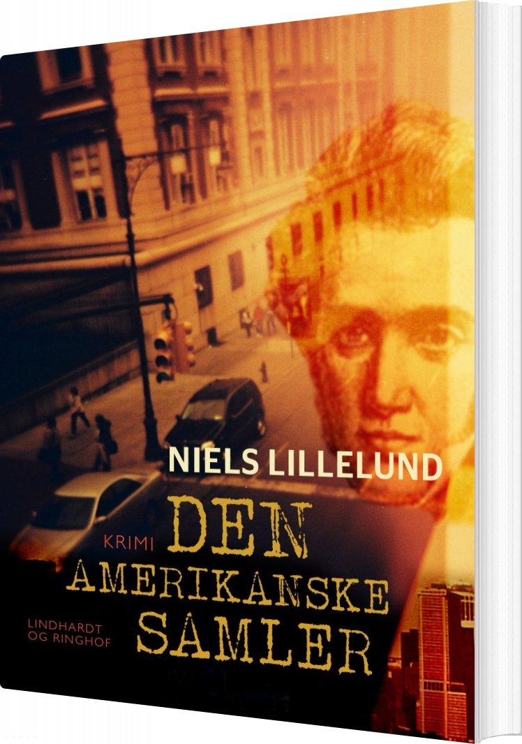 Den Amerikanske Samler - Niels Lillelund - Bog