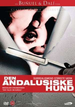 Image of   Den Andalusiske Hund / Un Chien Andalou - DVD - Film
