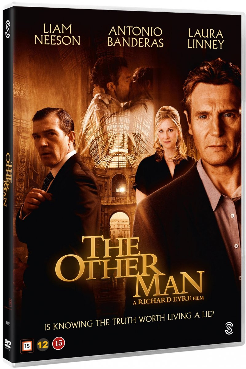 Image of   Den Anden Mand / The Other Man - DVD - Film