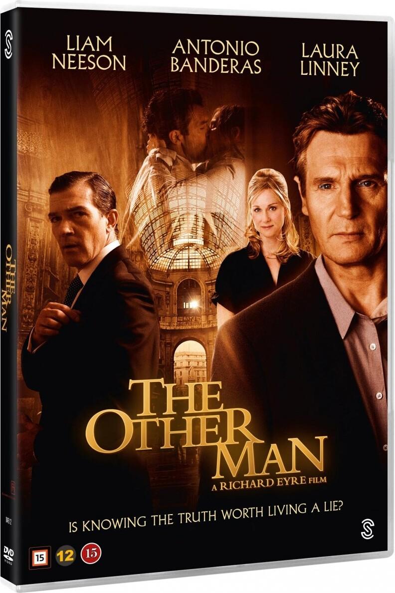 Image of   Den Anden Mand - DVD - Film