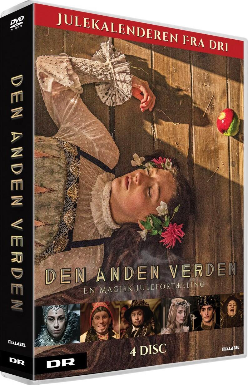 Den Anden Verden - Dr Julekalender 2016 - DVD - Tv-serie