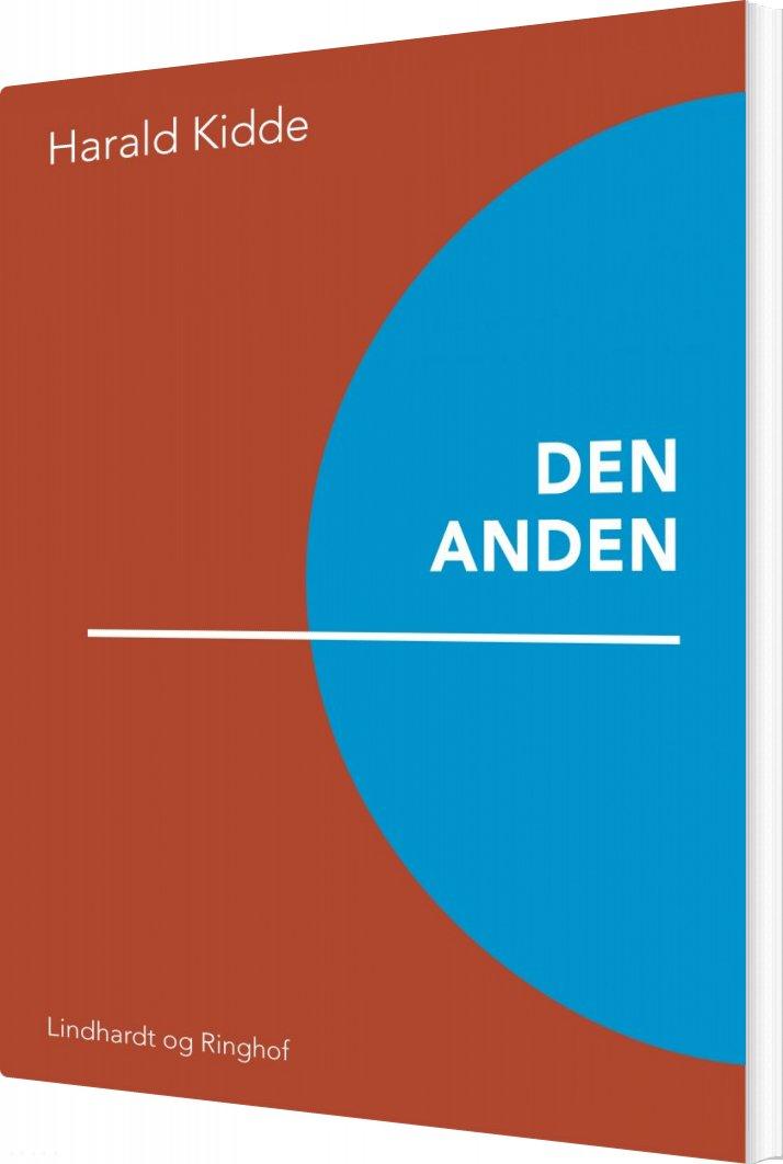 Image of   Den Anden - Harald Kidde - Bog