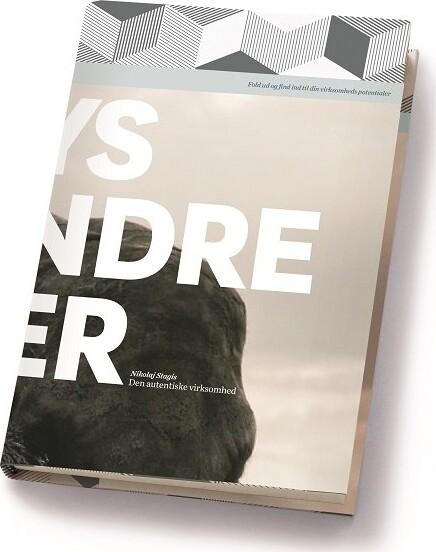 Image of   Den Autentiske Virksomhed - Special Edition - Nikolaj Stagis - Bog