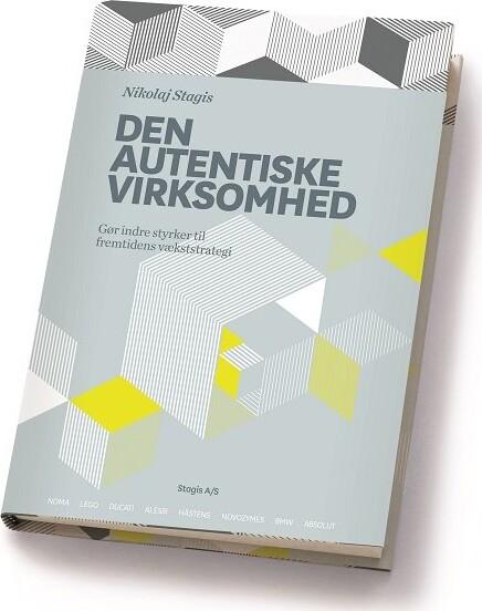 Image of   Den Autentiske Virksomhed - Nikolaj Stagis - Bog