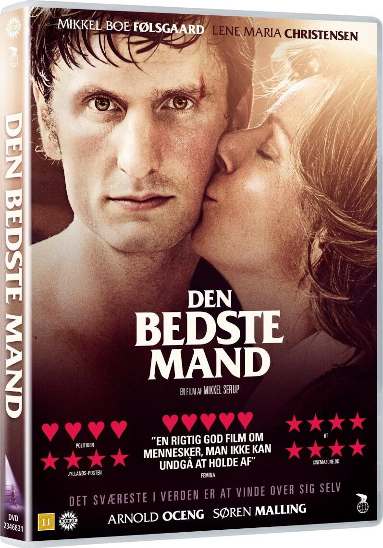 Image of   Den Bedste Mand - DVD - Film