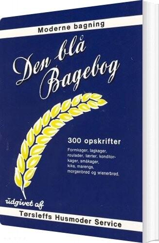 Billede af Den Blå Bagebog - Bog
