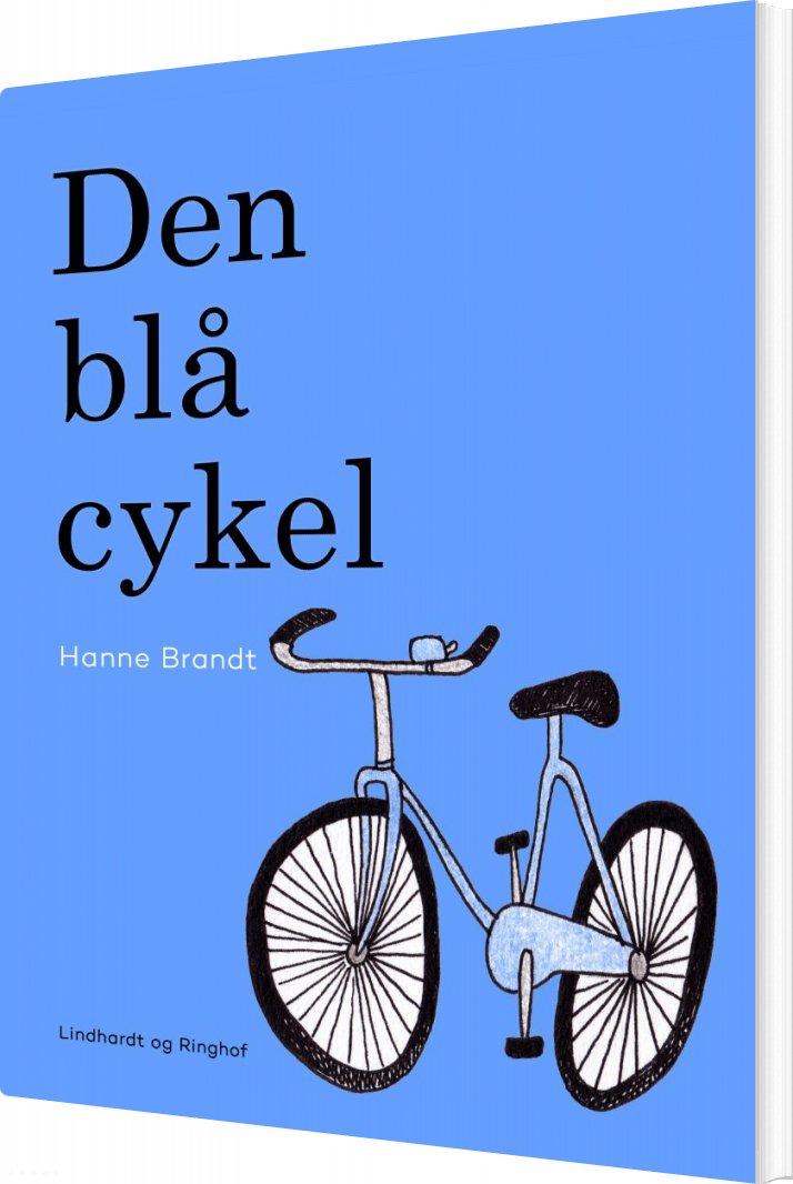 Image of   Den Blå Cykel - Hanne Brandt - Bog