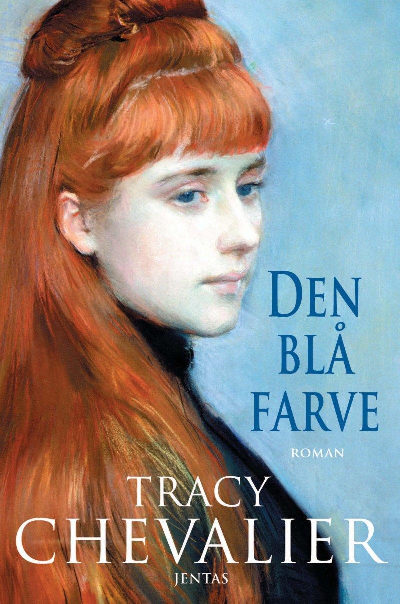 Image of   Den Blå Farve - Tracy Chevalier - Cd Lydbog