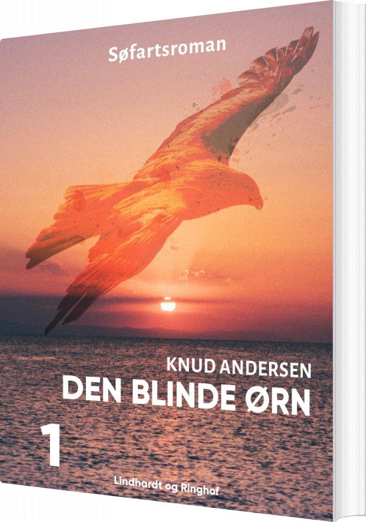 Image of   Den Blinde ørn - Knud Andersen - Bog