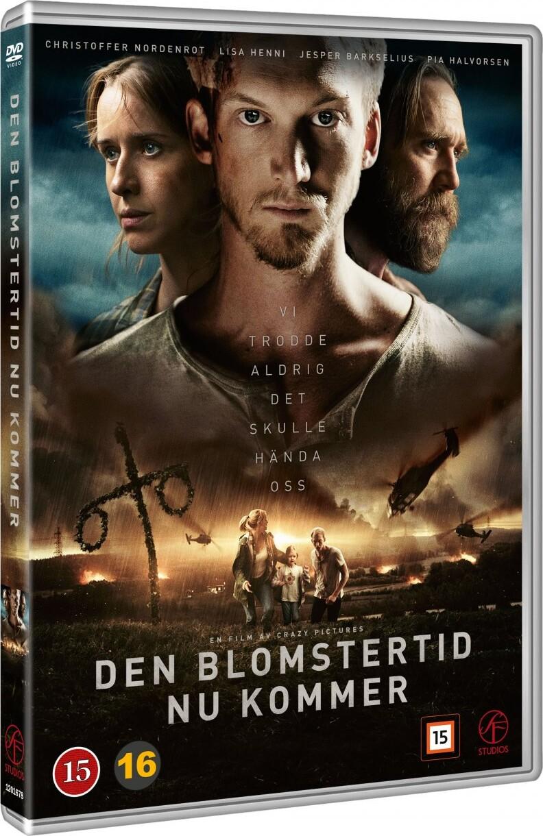 Image of   Den Blomstertid Nu Kommer - DVD - Film