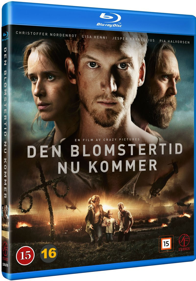 Image of   Den Blomstertid Nu Kommer - Blu-Ray