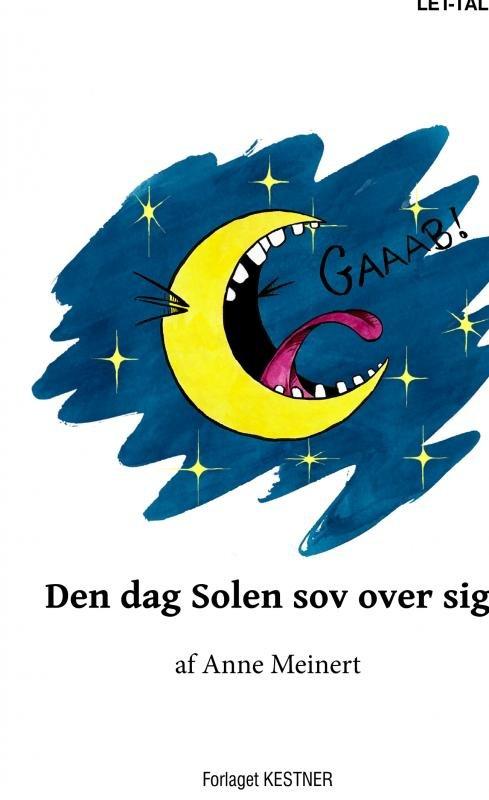 Image of   Den Dag Solen Sov Over Sig - Anne Meinert - Bog