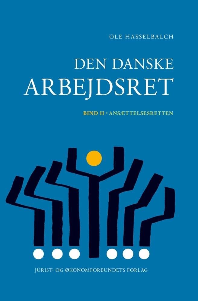 Image of   Den Danske Arbejdsret I-iii - Hasselbalch O - Bog