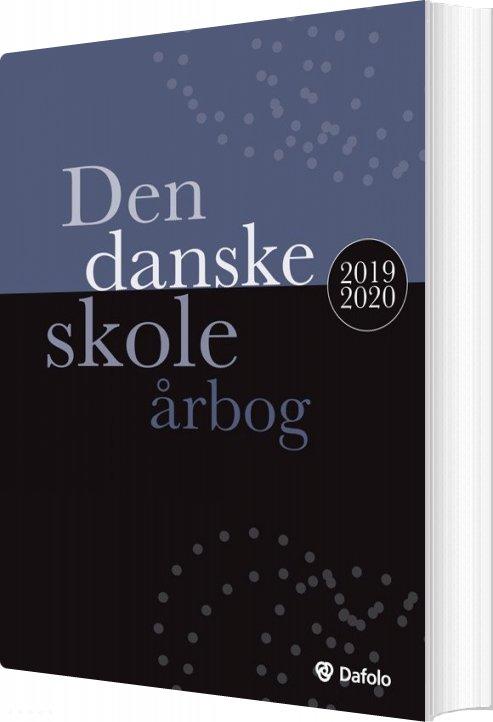 Image of   Den Danske Skoleårbog 2019-2020 - Diverse - Bog