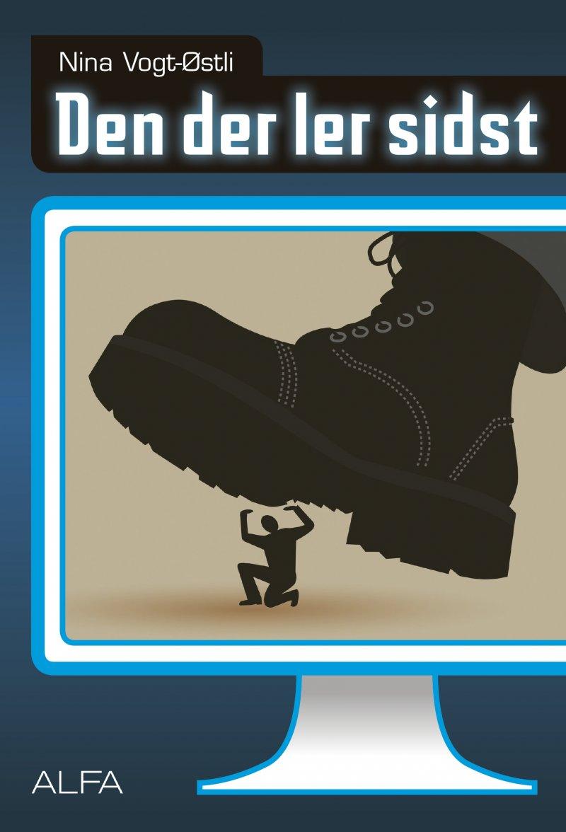 Image of   Den Der Ler Sidst - Nina Vogt-østli - Bog