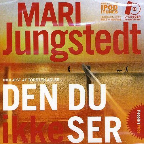 Image of   Den Du Ikke Ser - Mari Jungstedt - Cd Lydbog