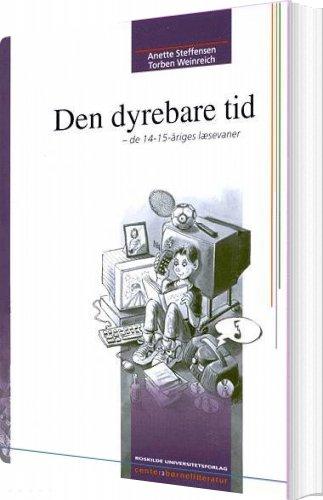 Image of   Den Dyrebare Tid - Torben Weinreich - Bog