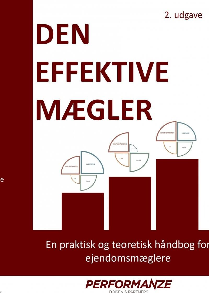 Image of   Den Effektive Mægler - Emil Hejlskov - Bog
