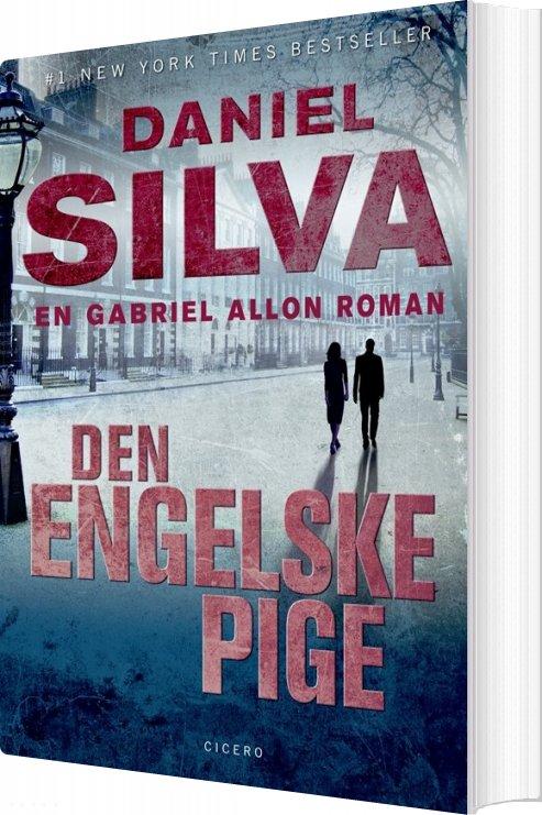Den Engelske Pige - Daniel Silva - Bog