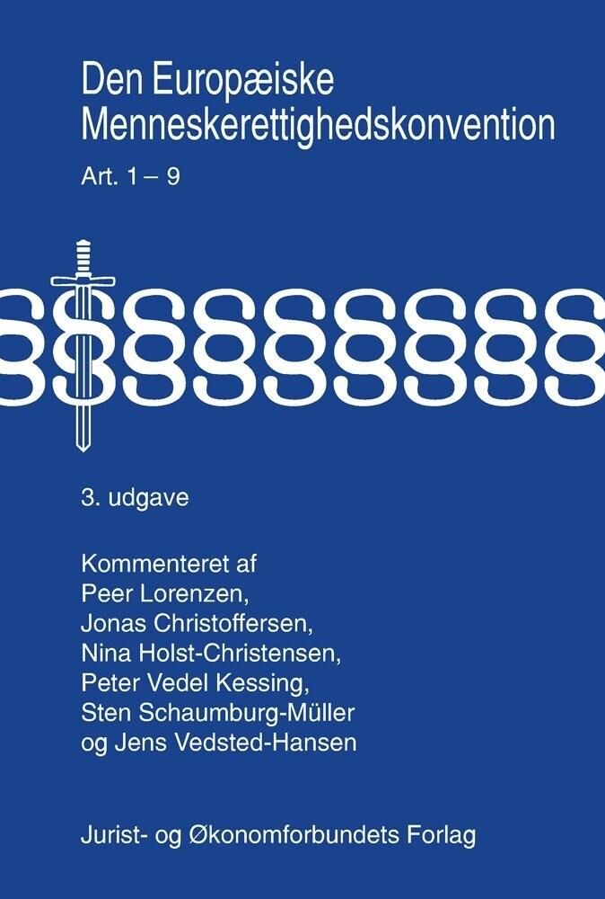 Image of   Den Europæiske Menneskerettighedskonvention Bind 1-2 - Sten Schaumburg-müller - Bog
