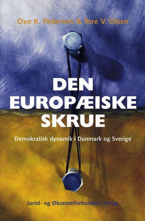 Image of   Den Europæiske Skrue - Pedersen O - Bog