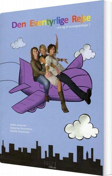Den Eventyrlige Rejse - Helle Jonassen - Bog
