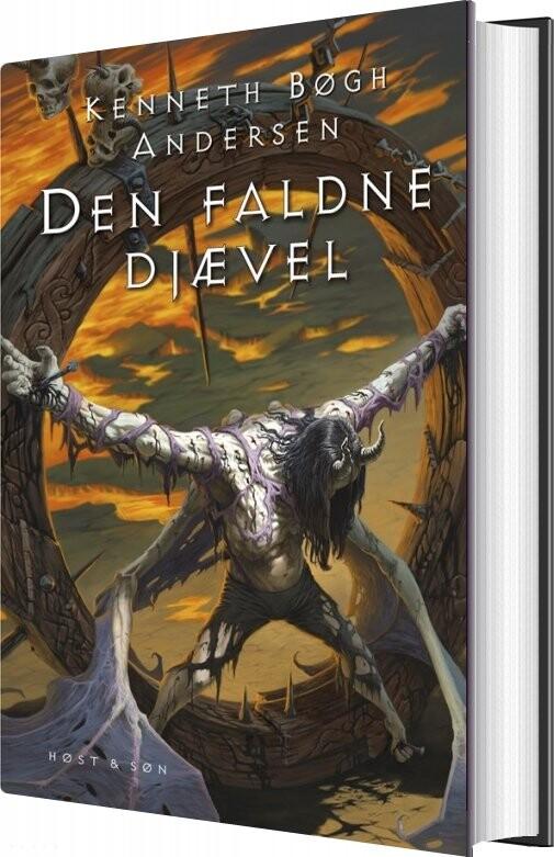 Image of   Den Faldne Djævel - Kenneth Bøgh Andersen - Bog